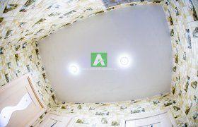 Натяжной потолок Descor - 15 кв.м