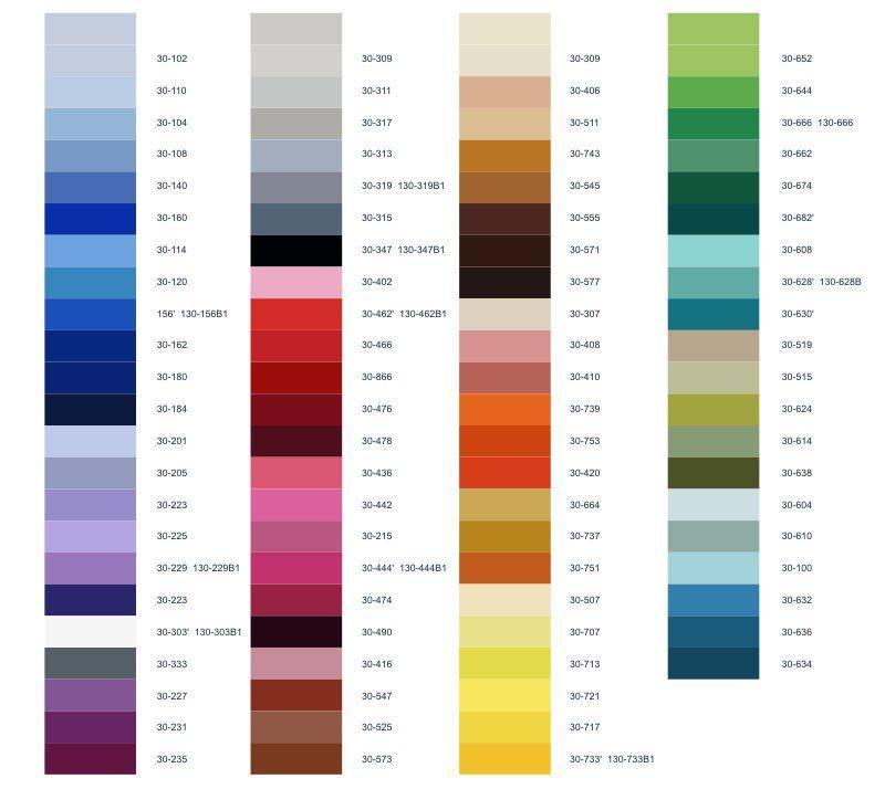 Варианты расцветки глянцевых натяжных потолков